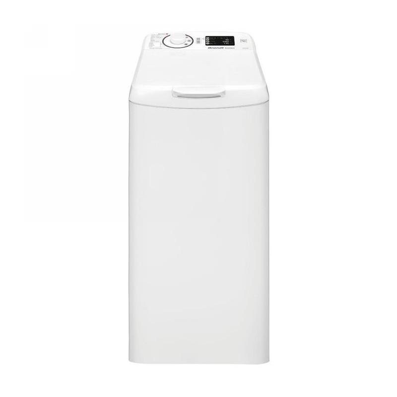 Lavadora carga superior Brandt BT8653MP 6,5KG 1300rpm A+++