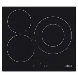 Vitroceramica induccion Edesa EIT6328R de 60cm