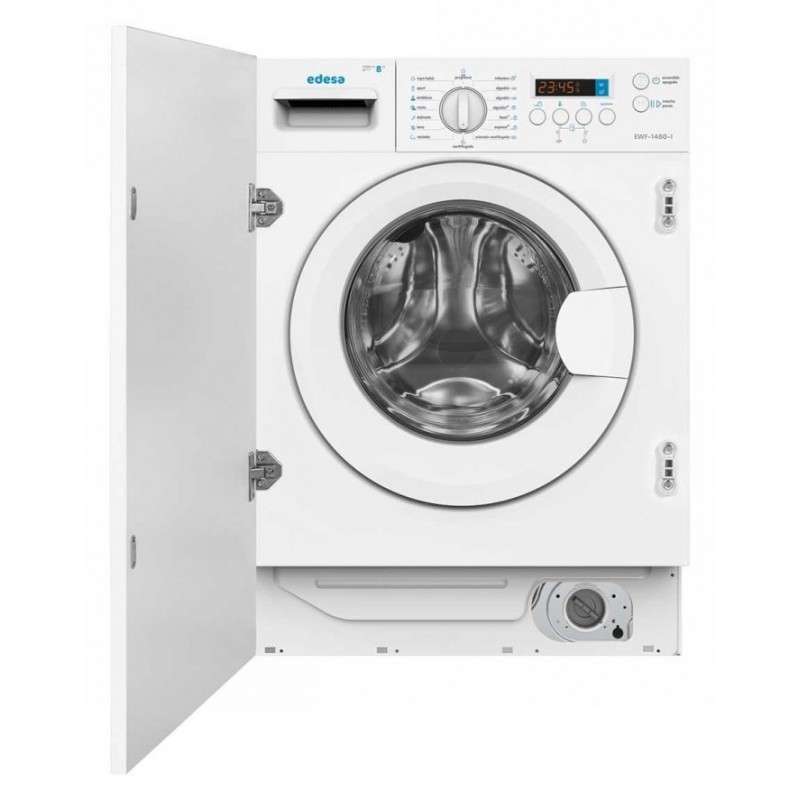Lavadora integrable Edesa EWF1480I clase A+++ 8kg 1400rpm