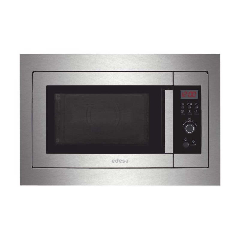 Microondas integrable Edesa EMW2320IGX grill 700w