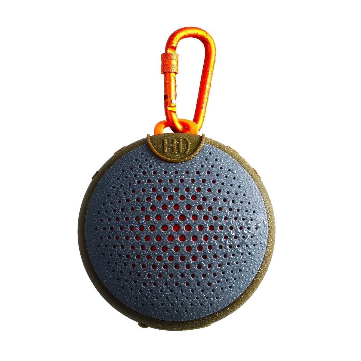 BOOMPODS Aquablaster Alexa Orange