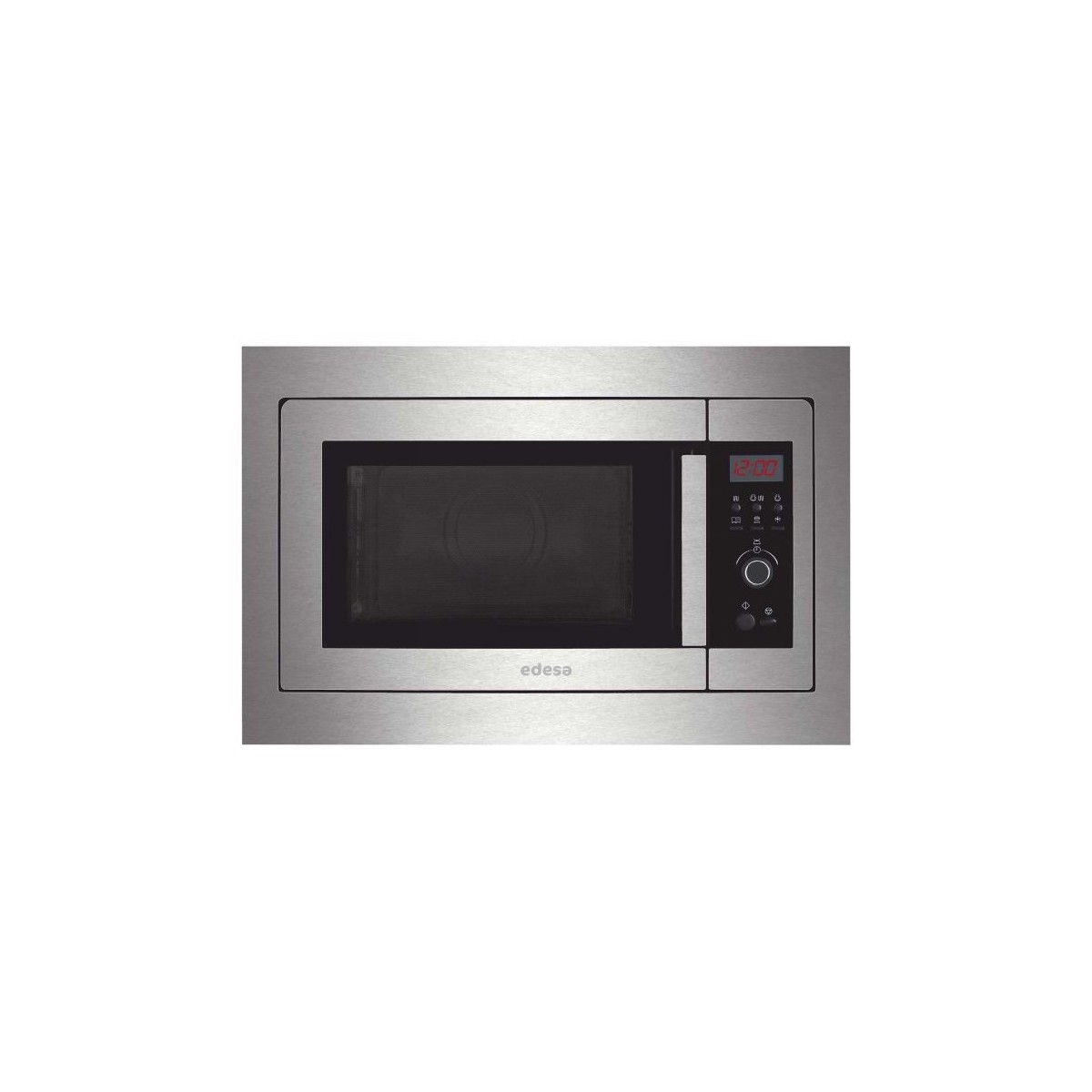 Microondas integrable Edesa EMW2020IGX inox grill
