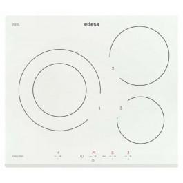 Vitroceramica induccion Edesa EIT6328BWH blanco 60cm