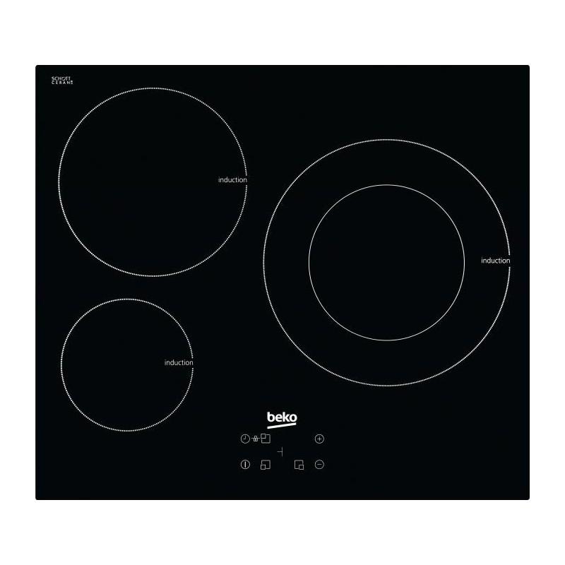 Placa de Inducción Beko HII63402AT 58,2cm