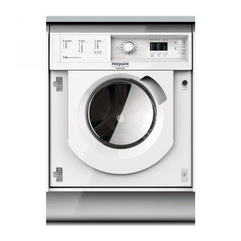 Lavasecadora integrable Hotpoint BI WDHL 75128 EU 7kg