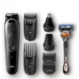 Set de Afeitado Braun MGK5060 Recargable
