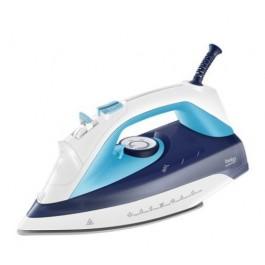 Plancha Beko SIM7124B vapor 2400w azul