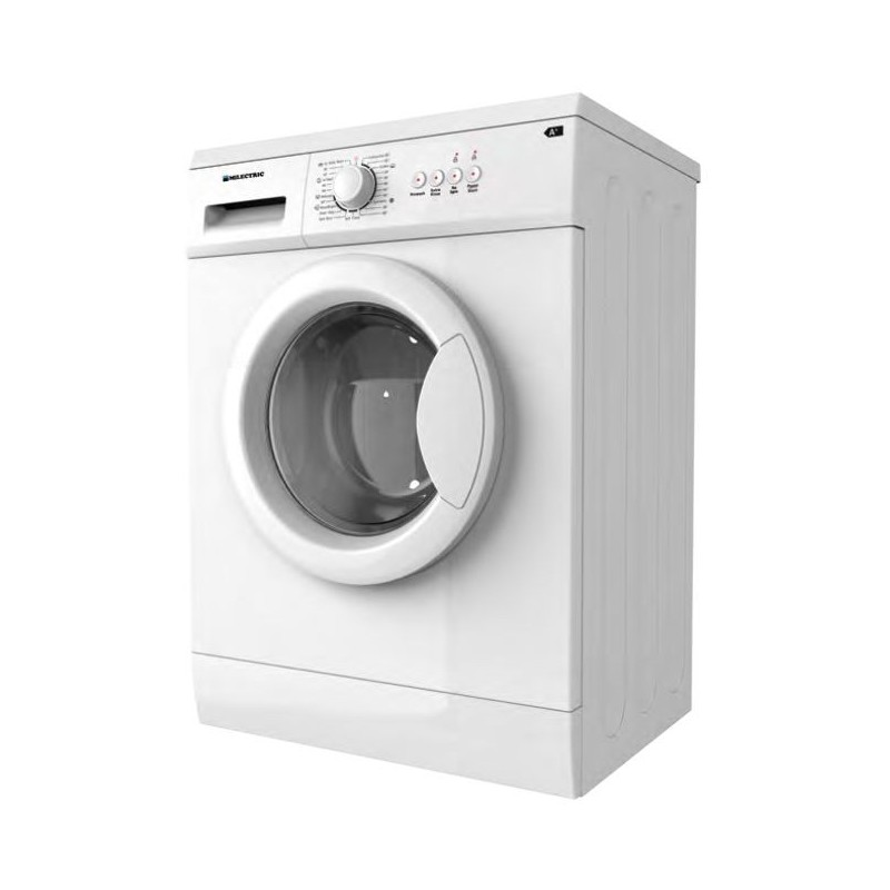Lavadora Milectric LV-580 blanco 5kg 800rpm A+