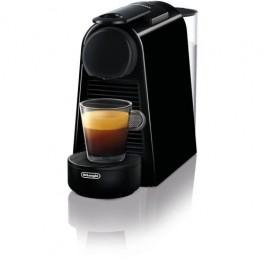 Cafetera de cápsulas Delonghi nespresso EN85B essenza mini black