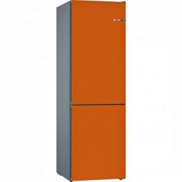 Combi Bosch KVN39IO3A No Frost A++ 203cm Naranja