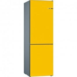 Combi Bosch KVN39IF3A No Frost 203cm A++ Amarillo