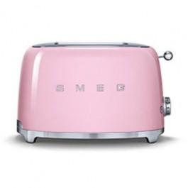 Tostadora Smeg SMEG TSF01 2 slice Color Rosa