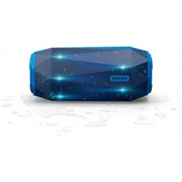 Altavoz portátil Philips SB500A/00 bluetooth azul