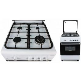 Cocina de gas con Horno Infiniton CC6660BLHE clase A