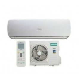Aire acondicionado Hisense ast09uw4svetg10 2236 frig / 2808 kcal