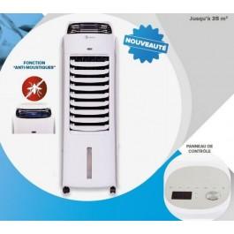 Enfriador Evaporativo Portátil Antimosquitos 800 m3/hora