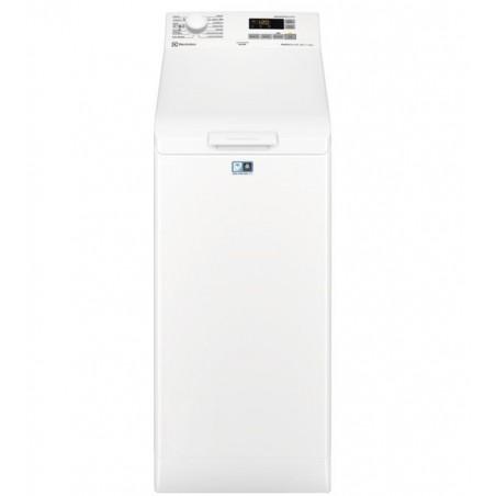 Lavadora carga superior Electrolux EW6T5621AI clase A+++ 6kg 1200rpm
