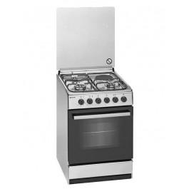 Cocina Meireles E542X 55cm inox Butano