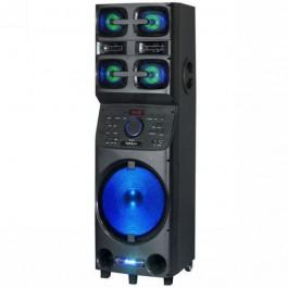Mini cadena portatil SAKKYO APM1012 XXL bateria recargable 800W Karaoke
