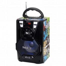 Mini Cadena Portatil Sakkyo Apm174d Bateria Recargable 10w