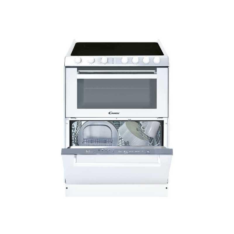 Lavavajillas Candy TRIO 9503/1 W/U clase A 60cm