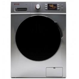 Lavadora Secadora EVVO 4.10X inox 10kg 1600rpm