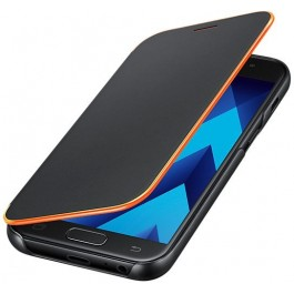 Funda Samsung EF-FA320PBEGWW Mobile phone flip Negro
