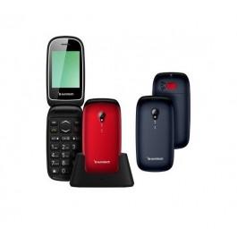 Telefono movil Sunstech CELT17RD rojo