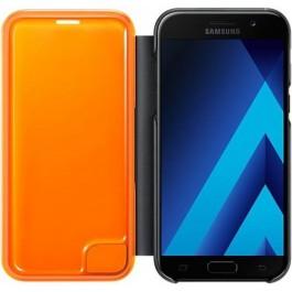 Funda Samsung EF-FA520PBEGWW Mobile phone flip Negro