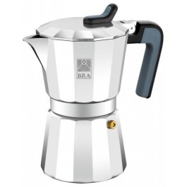 Cafetera italiana Bra De Luxe2 A170574