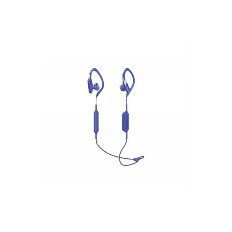 Auricular Sport Panasonic Bluetooth RPBTS10 Azul
