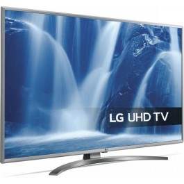 "Televisor 65"" LG UM7610PLB 4K Ultra HD Smart Wifi Negro Plata"