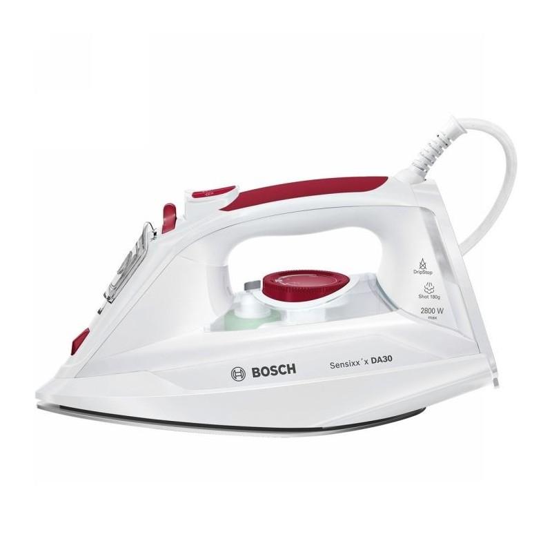 Plancha de vapor Sensixx'x DA30 Potencia: 2800W Bosch TDA302801W