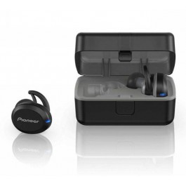 Auriculares bluetooth Pioneer IN-EAR TRULY WIRELESS SPORT SE-E8TW-H negro - BT 4.2 - IPX5