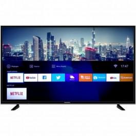 "TV led 49"" Grundig 49gdu7500b 4k smart tv usb netflix"
