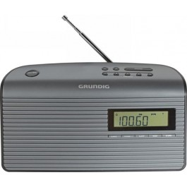 Radio Grundig MUSIC 61 GRN1410 grey
