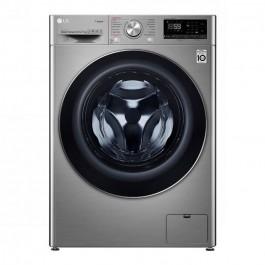 Lavadora secadora inteligente LG F4DV710H2T de 10,5kg inox