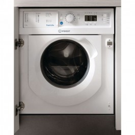 Lavasecadora integrable Indesit BI WDIL 75125 EU 7/5kg 1200rpm