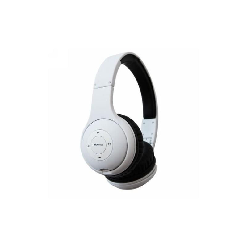 Auriculares Boompods Headpods Bluetooth Blanco