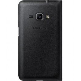 Funda movil flip cover Samsung J5 negra