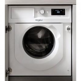 Lavadora secadora integrable Whirlpool BI WDWG 75125 EU de 7kg 1200rpm