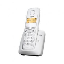 Telefono Siemens Gigaset A120 Blanco