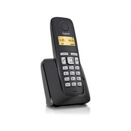 Telefono Siemens Gigaset A120 Negro Inalambrico