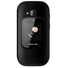 "Telefono Movil Infiniton U1 negro 1.8"""