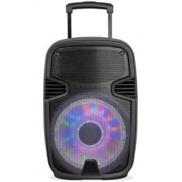 "Altavoz Sakkyo Npl2210dsp 10"" Recargable Rms Bluetooth"
