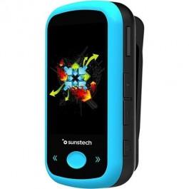 Reproductor mp4 Sunstech ibizabt8gb bluetooth 8gb Azul