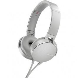 Auriculares diadema Sony Mdrxb550apwce7 plegables
