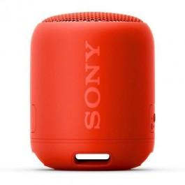 Altavoz portatil Sony Srsxb12r Extra Bass rojo Bluetooth