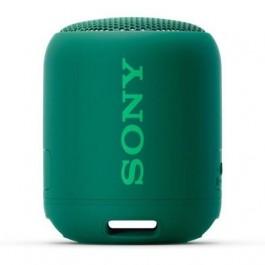Altavoz portatil Sony Srsxb12g Extra Bass verde Bluetooth