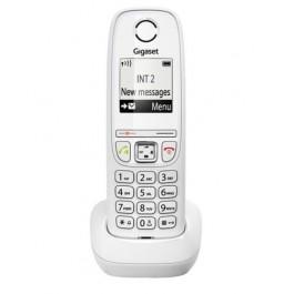 Telefono inalambrico Dect Siemens Gigaset As405 Blanco